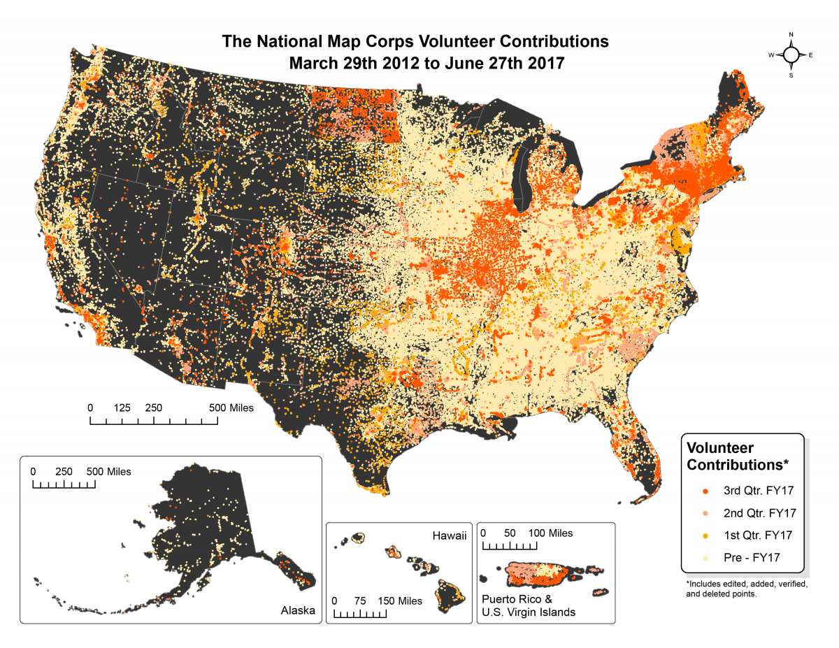 Using Imagery to Crowdsource The National Map and U.S. Topo Maps ...