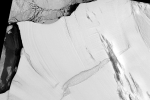 Filchner Ice Shelf, Antarctica