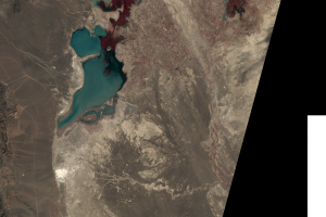 Lake Hamoun, Iran and Afghanistan