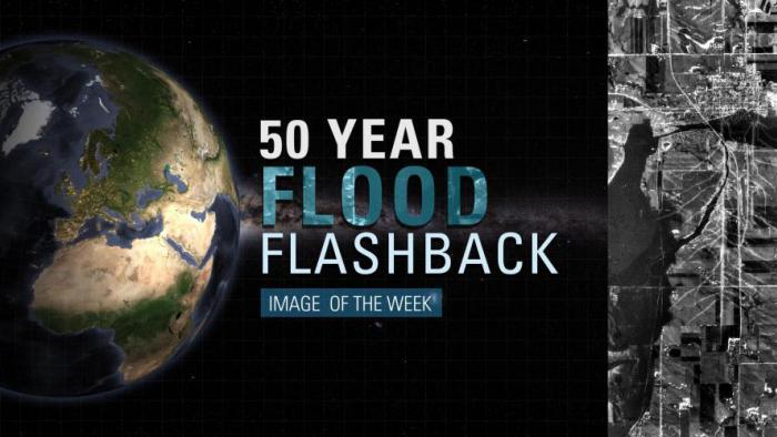Thumbnail for Image of the Week - 50 Year Flood Flashback