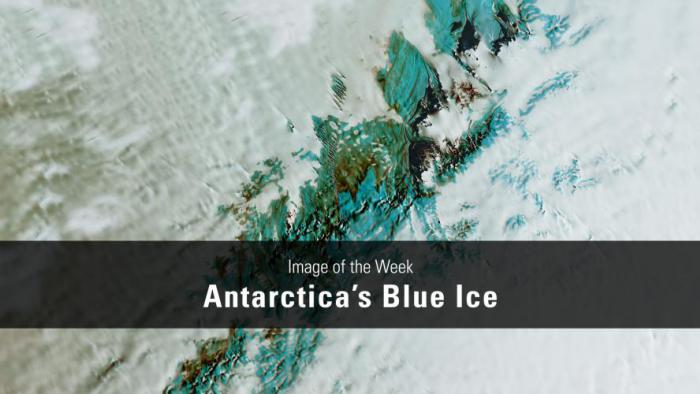 Thumbnail for IOW - Antarctica's Blue Ice