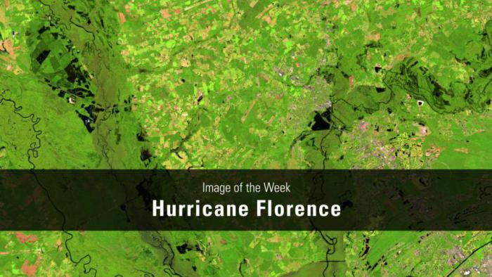 Image of the Week - Hurricane Florence