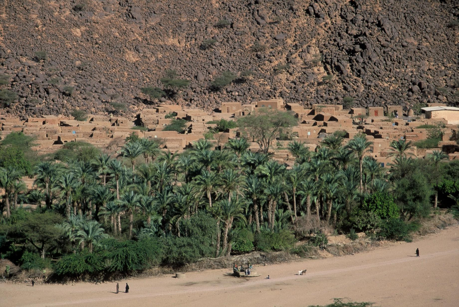 Timia, Aïr Mountains, Niger © Michiel Kupers