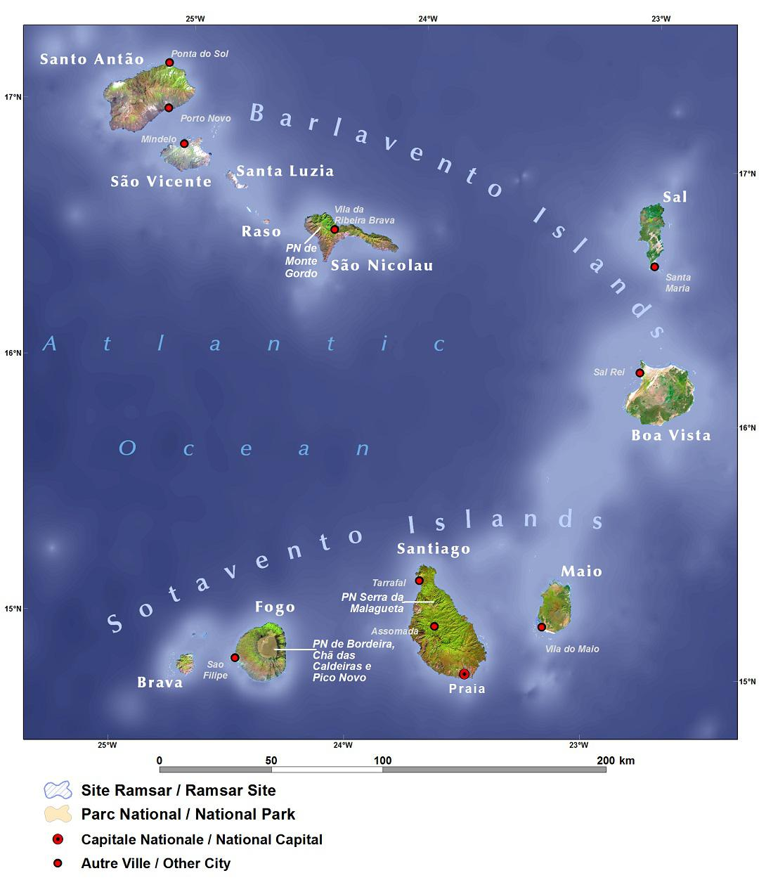 The Republic of Cabo Verde   West Africa on