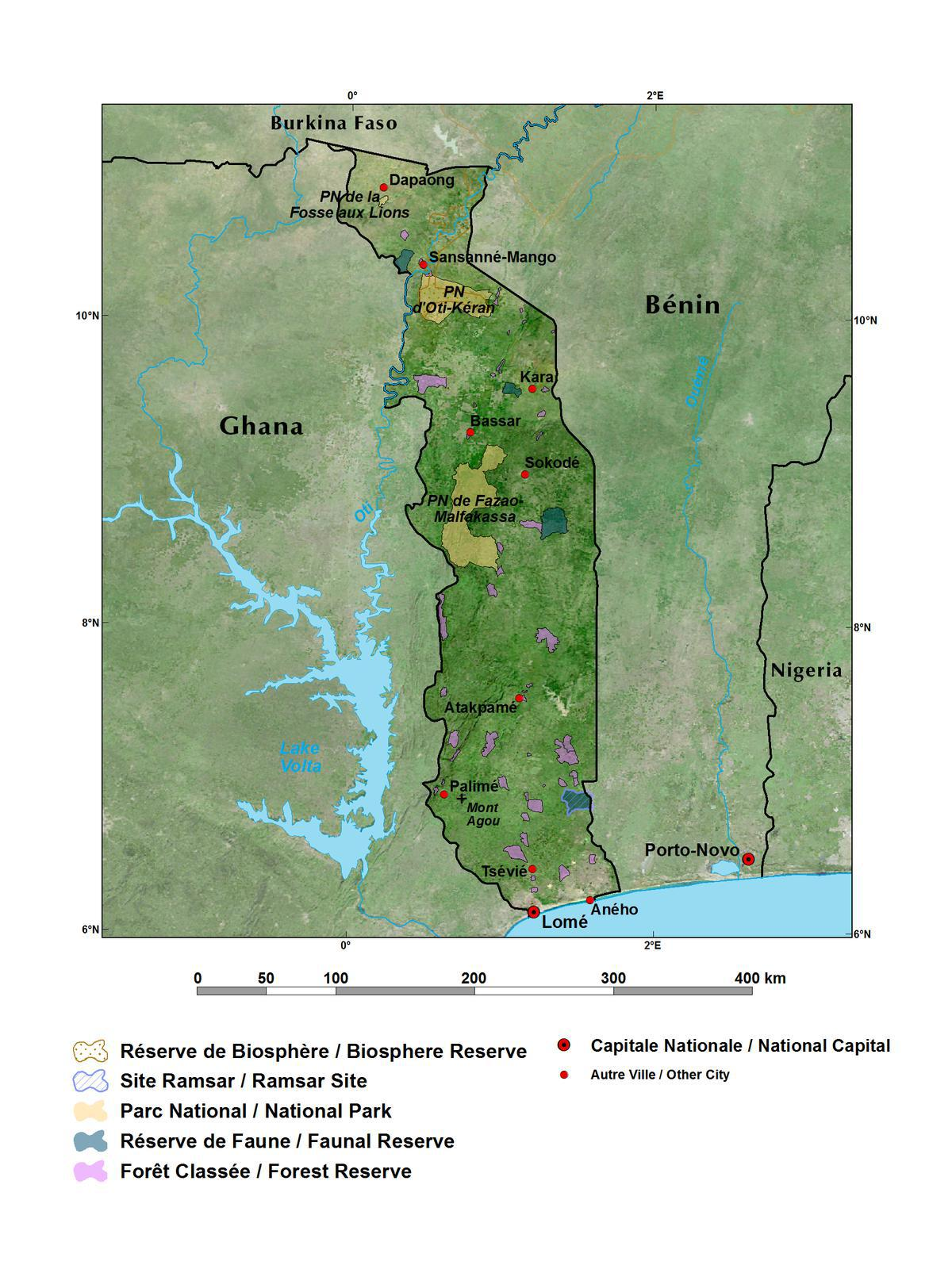 The Republic of Togo | West Africa