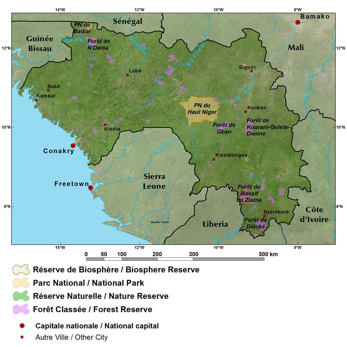 The Republic of Guinea | West Africa