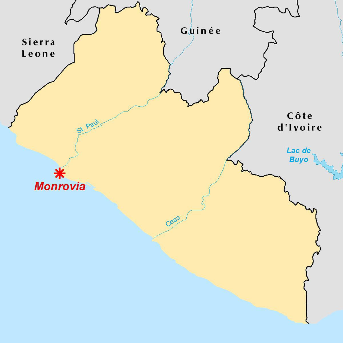 Urban growth in Liberia's only metropolis: Monrovia | West Africa