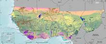 2000 West Africa land use land cover thumbnail image